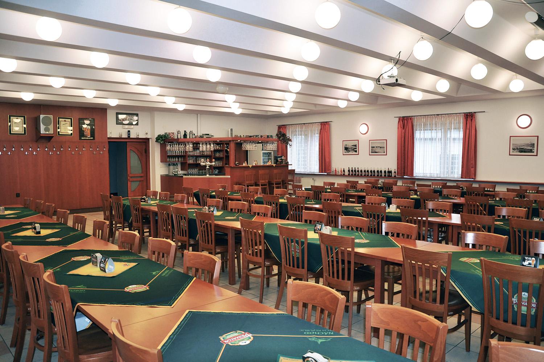 návštěvnické centrum náchodského pivovaru PRIMÁTOR
